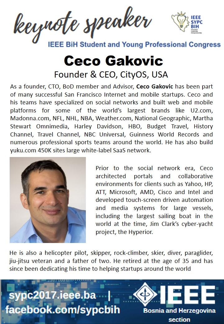 Ceco Gakovic