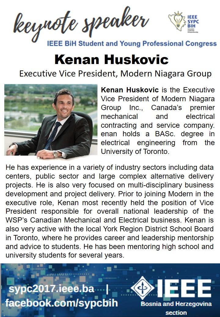 Kenan Huskovic