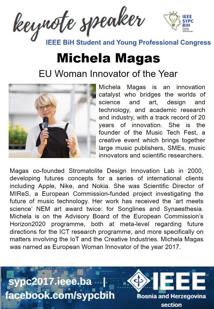 Michela Magas