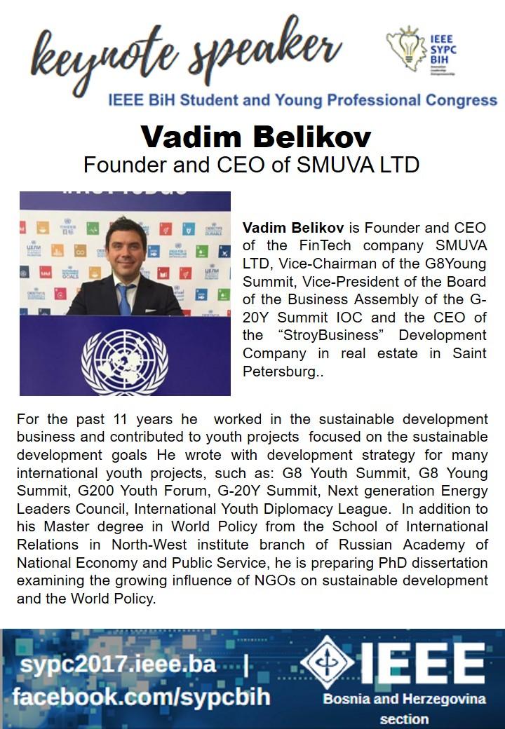 Vadim Belikov